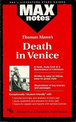 Death in Venice  MAXNotes Literature Guides