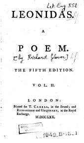 Leonidas: A Poem, Volume 2