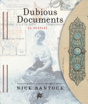 Dubious Documents Book