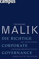 Die richtige Corporate Governance PDF