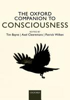 The Oxford Companion to Consciousness PDF