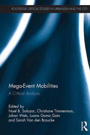 Mega Event Mobilities
