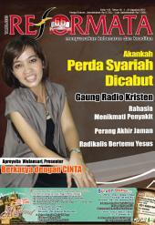 Tabloid Reformata Edisi 142 Agustus 2011