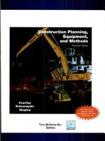 Construction Planning Equipment   Method PDF