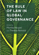 The Rule of Law in Global Governance PDF