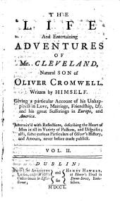 The Life and Entertaining Adventures of Mr. Cleveland: Natural Son of Oliver Cromwell