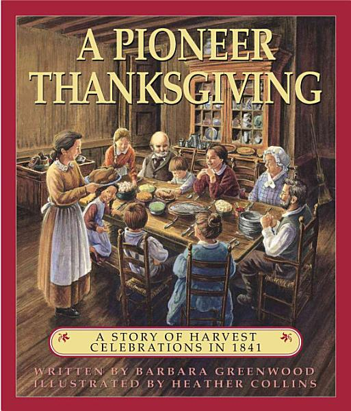 Download A Pioneer Thanksgiving Book