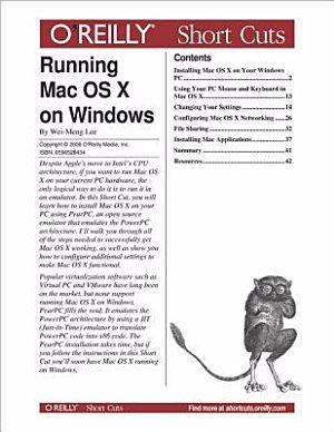 Running Mac OS X on Windows PDF