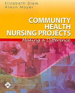 Community Health Nursing Projects Book