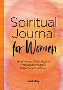A Spiritual Journal for Women