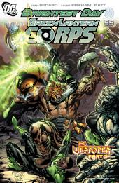 Green Lantern Corps (2006-) #55