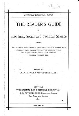 The Reader s Guide in Economic  Social and Political Science