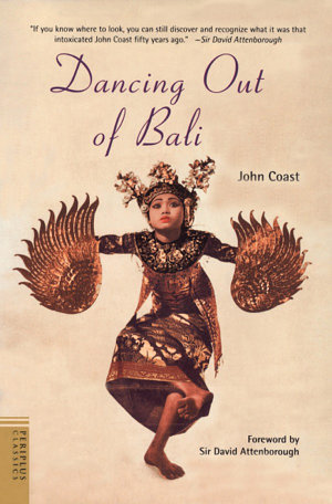 Dancing Out of Bali
