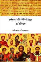 Apostolic Writings of Luqa PDF