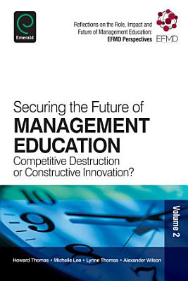 Securing the Future of Management Education PDF