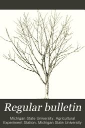 Regular Bulletin ...: Issues 101-121