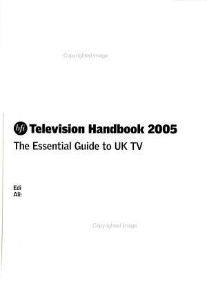 BFI Television Handbook 2005