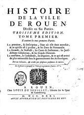 Histoire de la ville de Rouen: Volume1