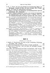Zeitschrift für physikalische Chemie: Bände 7-8
