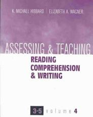 Assessing and Teaching Reading Comprehension and Writing  3 5 PDF