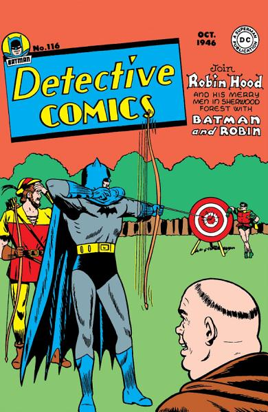 Detective Comics  1937    116