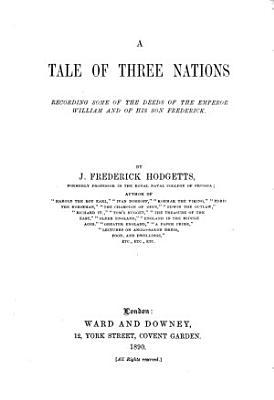 A Tale of Three Nations PDF