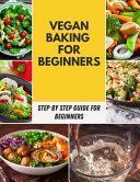 Vegan Baking for Beginners PDF