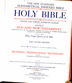 Holy Bible  Authorized Or King James Version  PDF