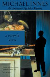 A Private View: One Man Show and Murder is an Art