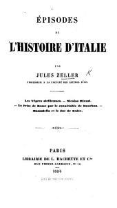 Épisodes de l'histoire d'Italie