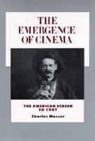 The Emergence of Cinema PDF