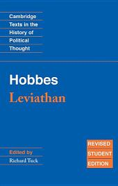 Hobbes: Leviathan: Revised student edition