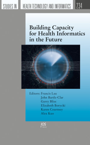Building Capacity for Health Informatics in the Future