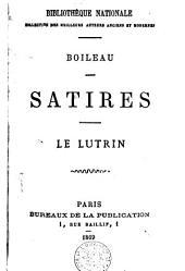 Satires; Le lutrin
