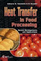 Heat Transfer in Food Processing PDF
