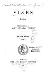 Vixen: A Novel, Volume 1