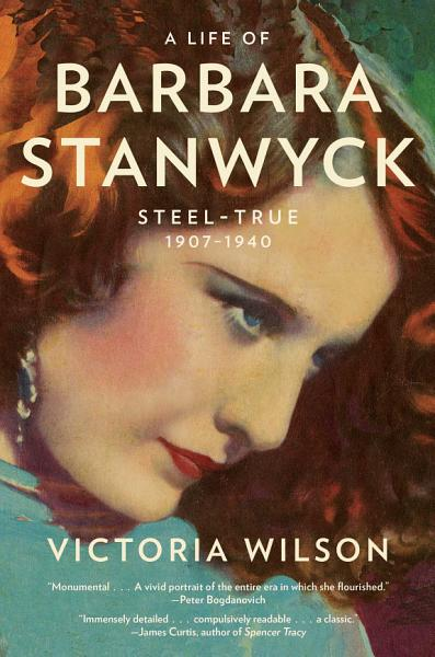Download A Life of Barbara Stanwyck Book