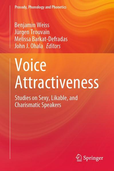 Voice Attractiveness PDF