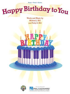Happy Birthday to You Sheet Music