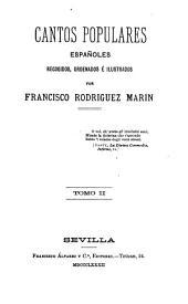 Cantos populares españoles: Volumen 2