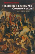 The British Empire and Commonwealth