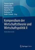 Kompendium der Wirtschaftstheorie und Wirtschaftspolitik II PDF