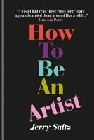 How to Be an Artist PDF