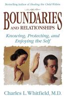 Boundaries and Relationships PDF
