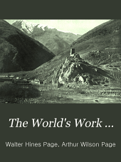 The World's Work: Volume 2