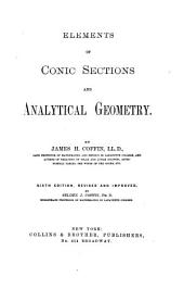Elements of Conic Sections and Analytical Geometry
