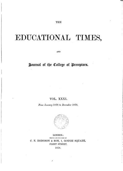 tyhe educational times PDF