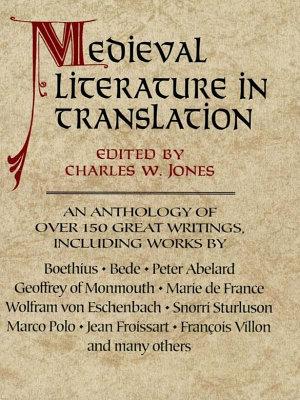 Medieval Literature in Translation PDF
