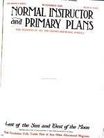 Normal Instructor and Primary Plans PDF