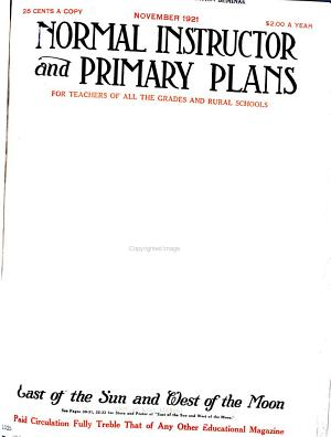 Normal Instructor and Primary Plans